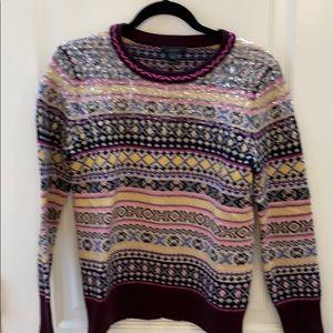 Never worn J Crew wool sweater
